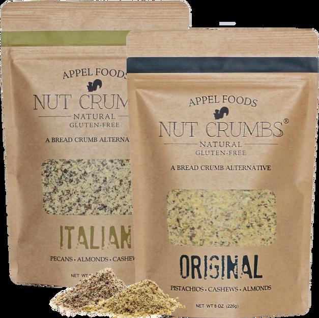 Nut Crumbs