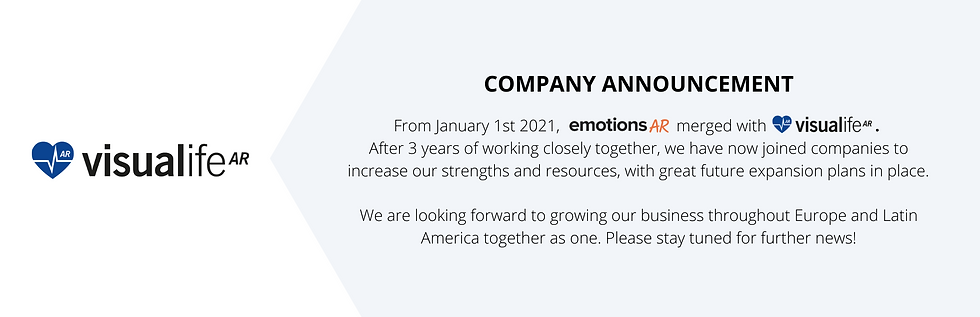 COMPANY ANNOUNCEMENT From January 1st 20