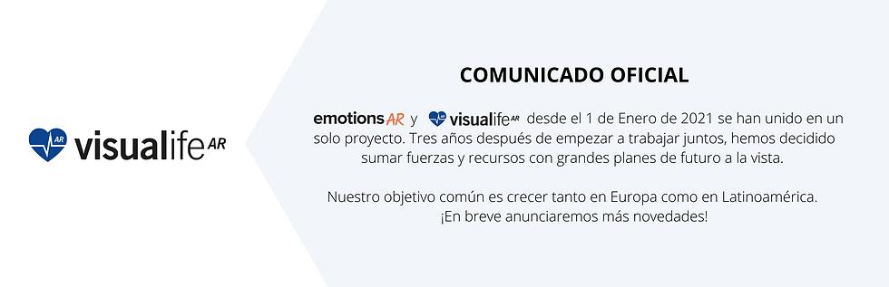 Comunicado oficial ESP