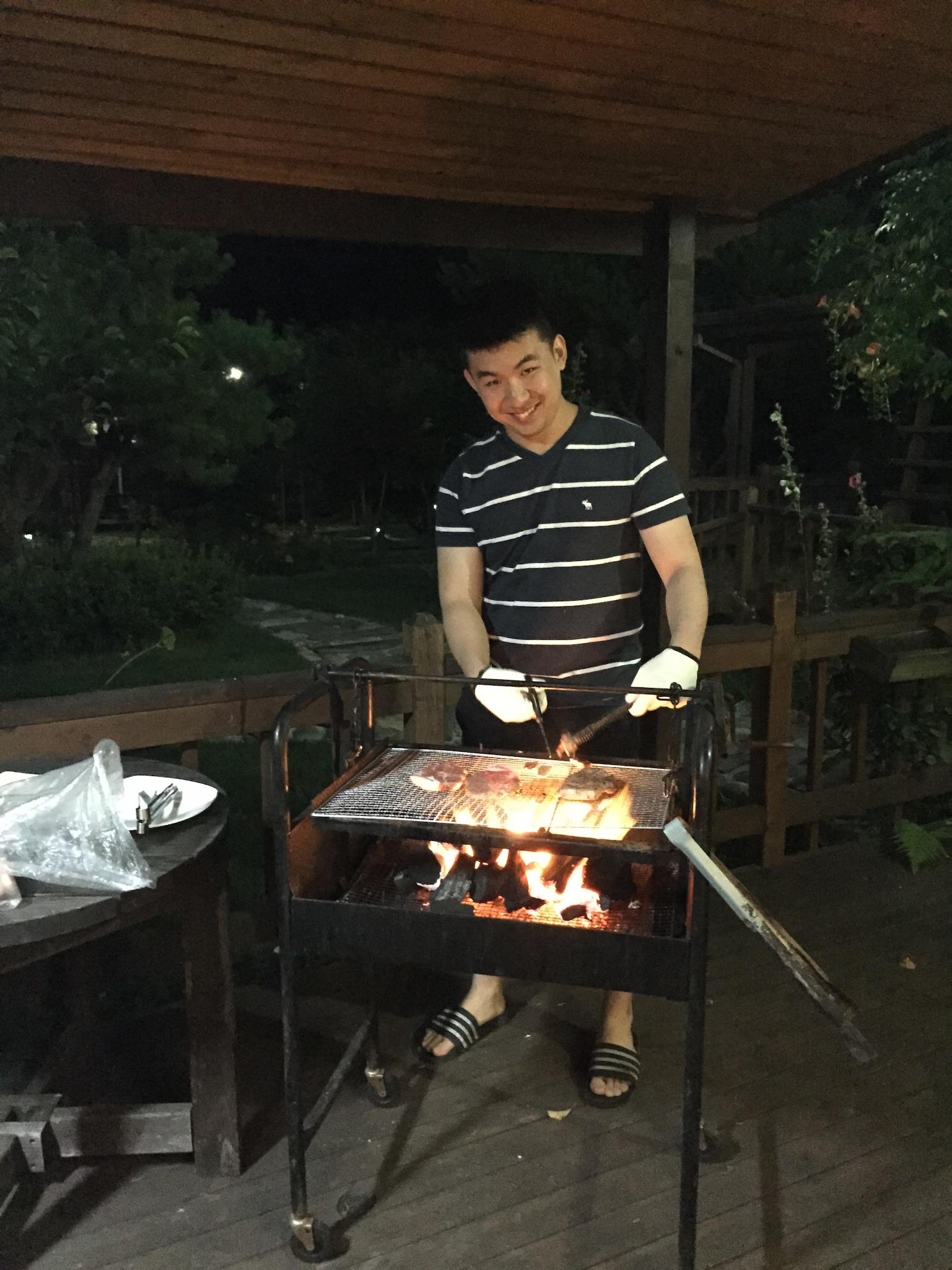 Chunjung Kim: 김천중