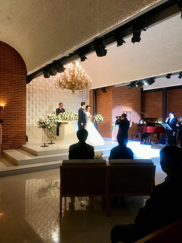 유용경 박사 결혼식@180325