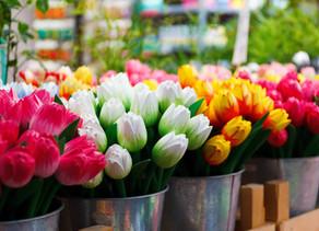 שוק הפרחים בלונדון