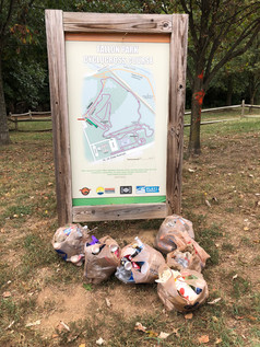 litter pick up