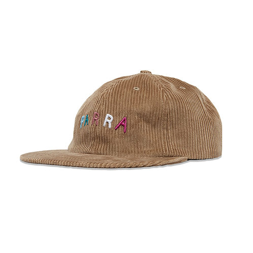 by Parra fonts are us 6 panel hat