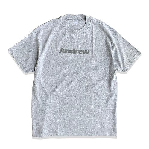 ANDREW 3M LOGO T-SHIRT