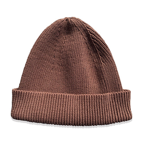 COZYHOUSETOKYO 日常着 Cozy Cotton Beanie / Coffee