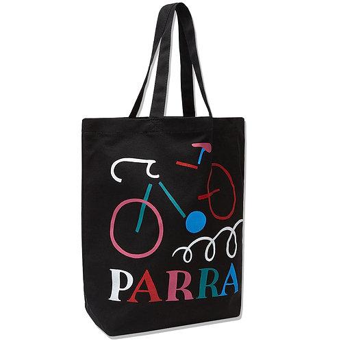 by Parra broken bike tote bag