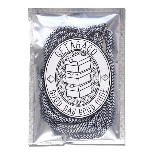 GETABACO ROPE LACE BLACK