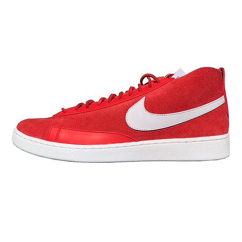 NIKE BLAZER CHUKKA CS TC UNIVERSITY RED / US12