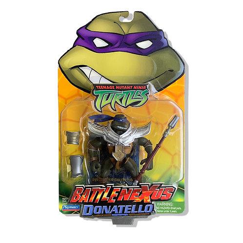Playmates Battle Nexus Teenage Mutant Ninja Turtles Donatello Figures/フィギュア