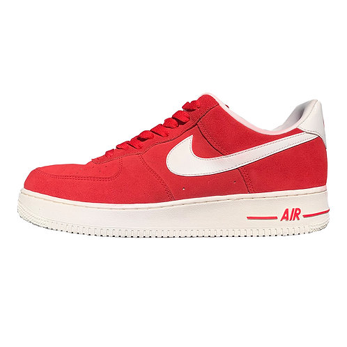 NIKE AIR FORCE 1 LOW UNIVERSITY RED / US11