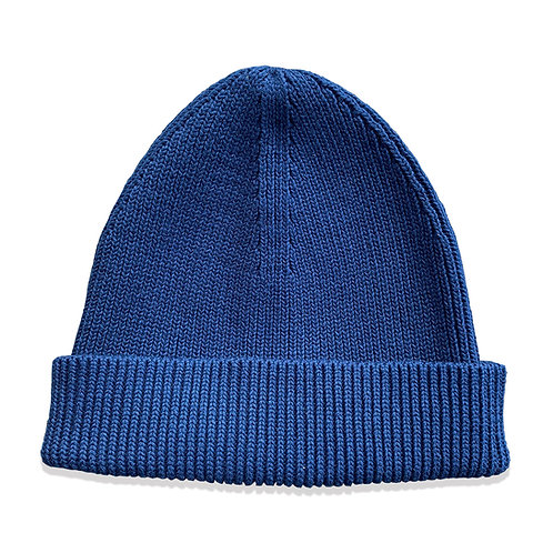 COZYHOUSETOKYO 日常着 Cozy Cotton Beanie / Lt.Indigo