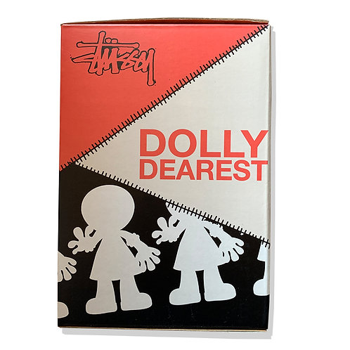 STUSSY DOLLY DEAREST/ Red