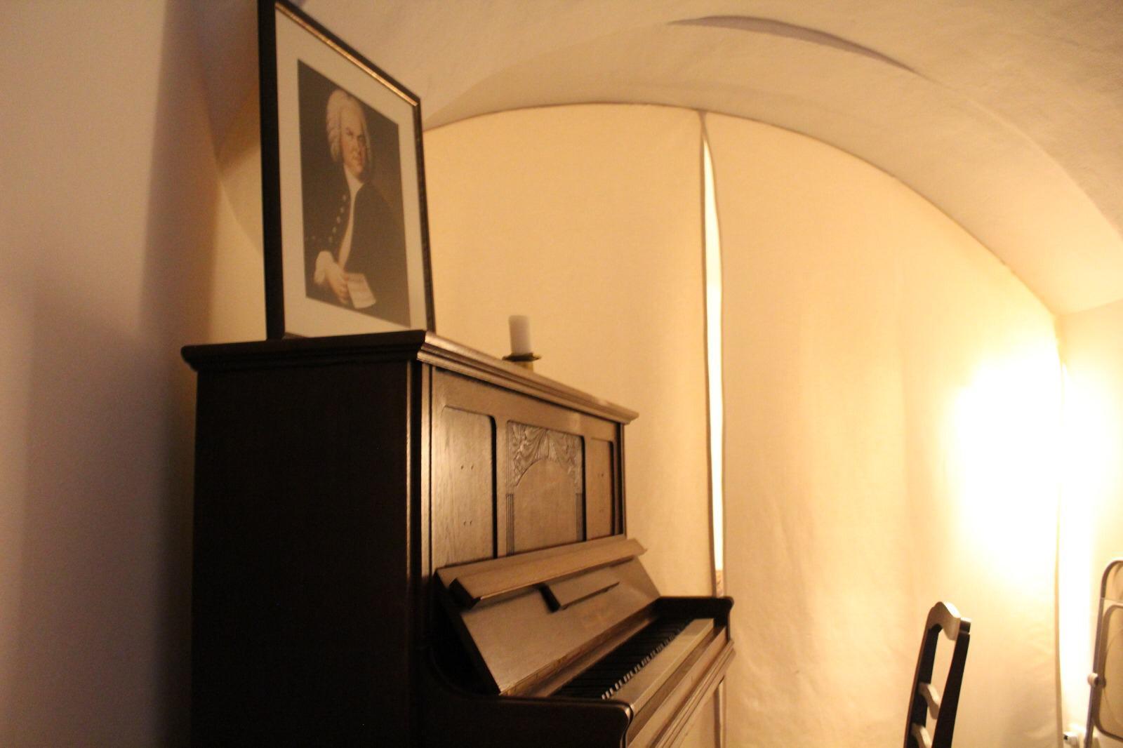Persönliche Probezeit (Klavier)