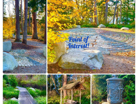 Point of Interest: Hall's Hill Labyrinth