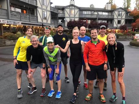 Running on #BainbridgeIsland and beyond...