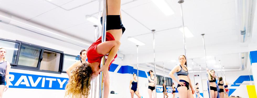 Area Pole Dance