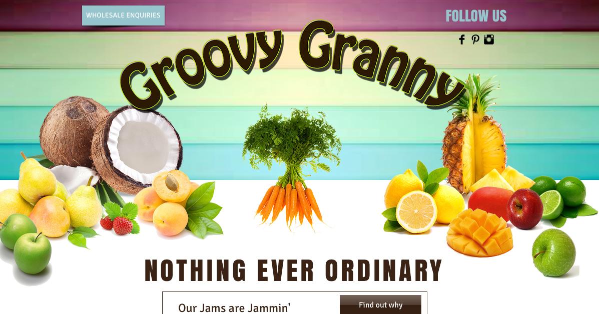 Groovy Granny