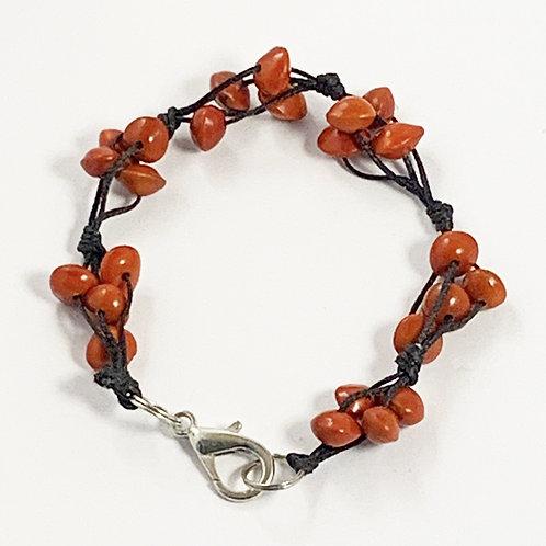 Seed bracelet by Michelle Weare