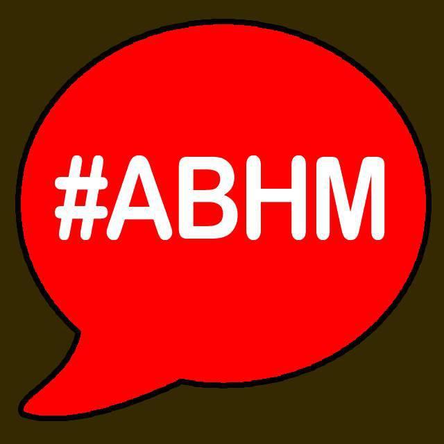 ABHM+hashtag