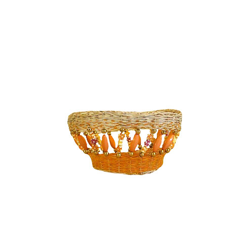 Woven Basket by Soraya Whelan
