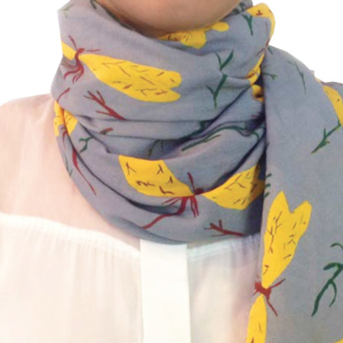 Scarf: Dragonfly by S. Murray