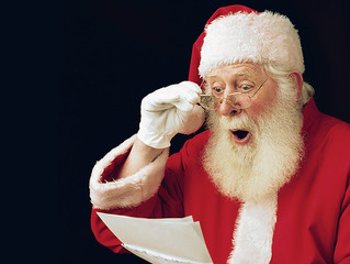 From The Vault - An URGENT letter to Santa C/O the November Poll
