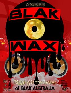 BLAK WAX
