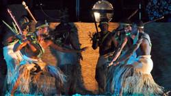 Solomon Island Dancers
