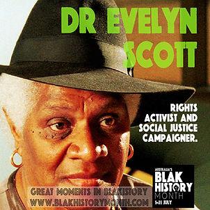 Dr Evelyn Scott