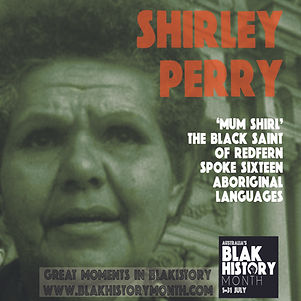 Shirley Perry