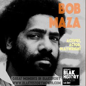 Bob Maza