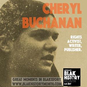 Cheryl Buchanan