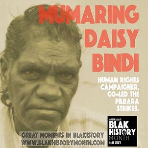 Mumaring Daisy Bindi