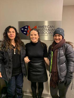 American Australian Association, New York