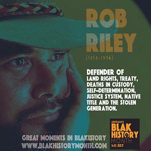 ROB RILEY