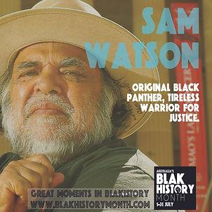 Sam Watson