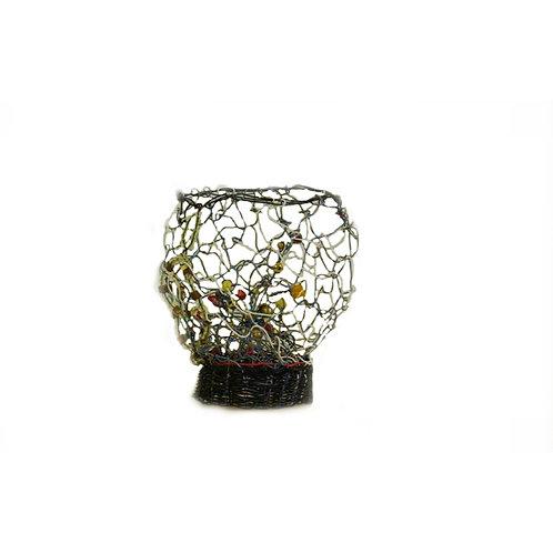 Fire Basket by Josie Barrett