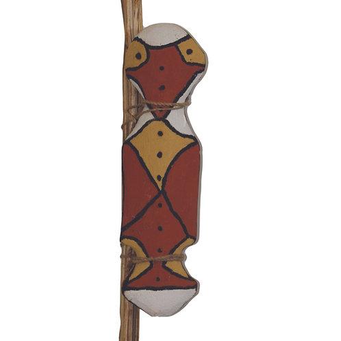 Traditional Bagu by Philip Denham