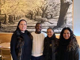 Meeting Iquail Shaheed, Director of Dance Iquail!, Philadelphia, USA