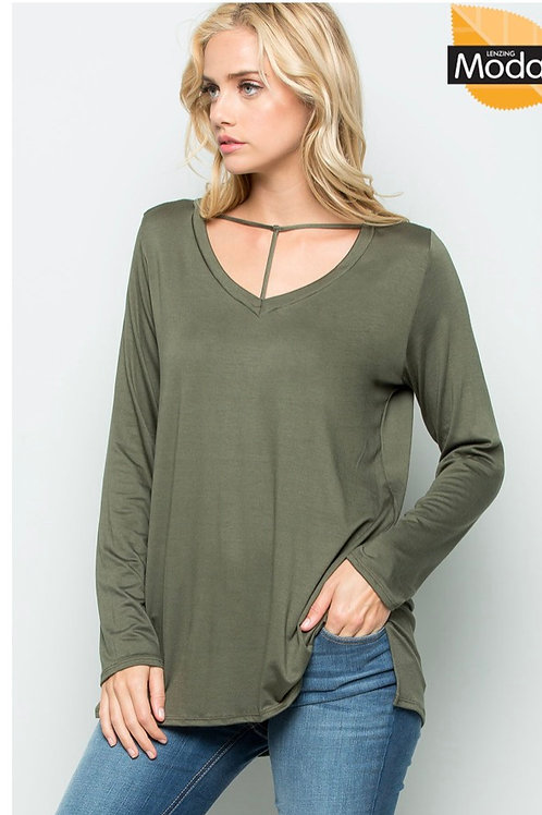 Strapy Front Modal Top