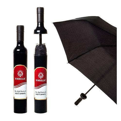 Misty Spitie Wine Bottle Umbrella