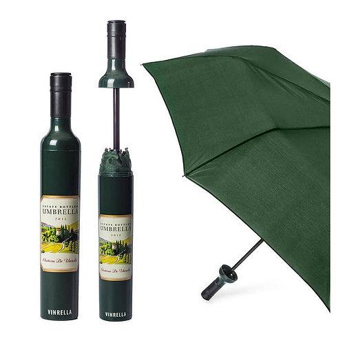 Estate Labeled Bottle Umbrella