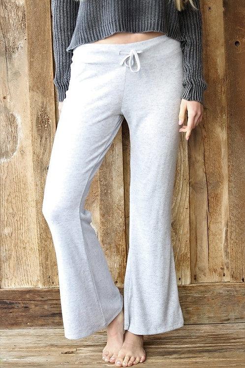 Grey Flare Sweatpants