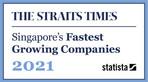 Singapore Fastest Growing Companies 2021