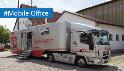 Fully Connected Mobile Offices
