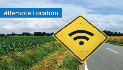 Enabling Reliable 4G/LTE Connectivity for Remote Locations