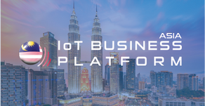 Meet Us at IoT Business Platform In Malaysia