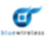 Blue Wireless Logo Square