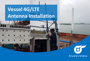 Marine vessel installation